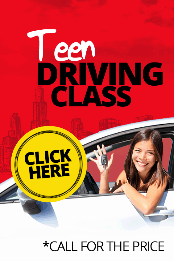 Teenager Driving Class